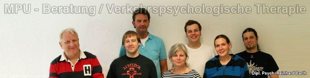 Verkehrspsychologen Heilbronn: MPU-Berater und MPU-Vorbereiter - Beratung Hilfe